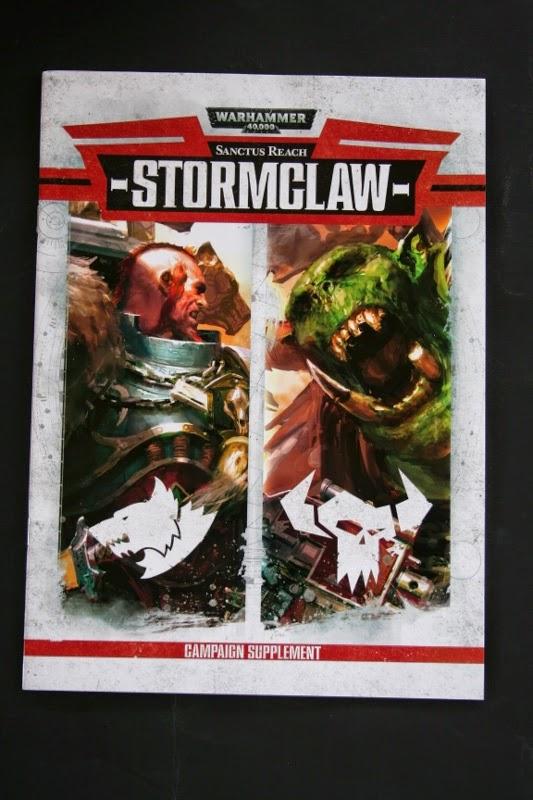 segunda parte de la campaña de Stormclaw