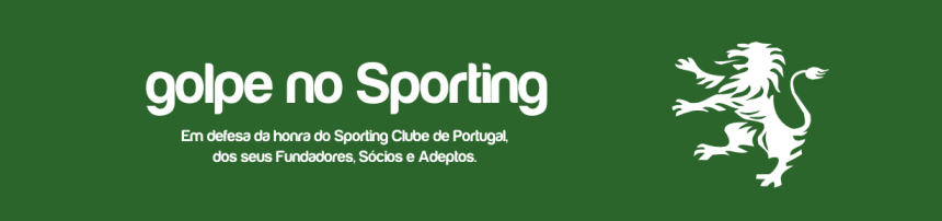 Golpe no Sporting