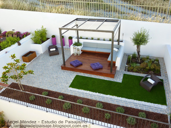 Cesped artificial cuidar de tus plantas es for Chill out jardin