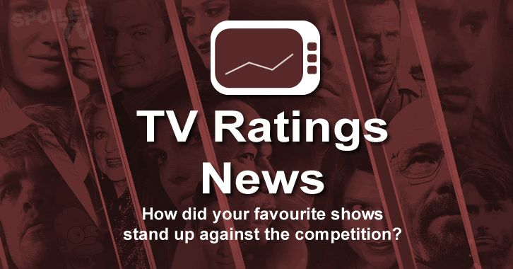 Ratings News - 25th July 2014