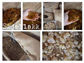 Vi lager kvistlakk
