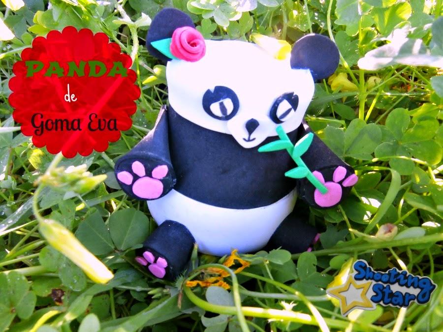 tutorial panda foami