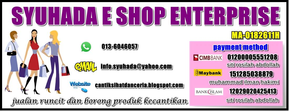 MIA SYUHADA SHOP
