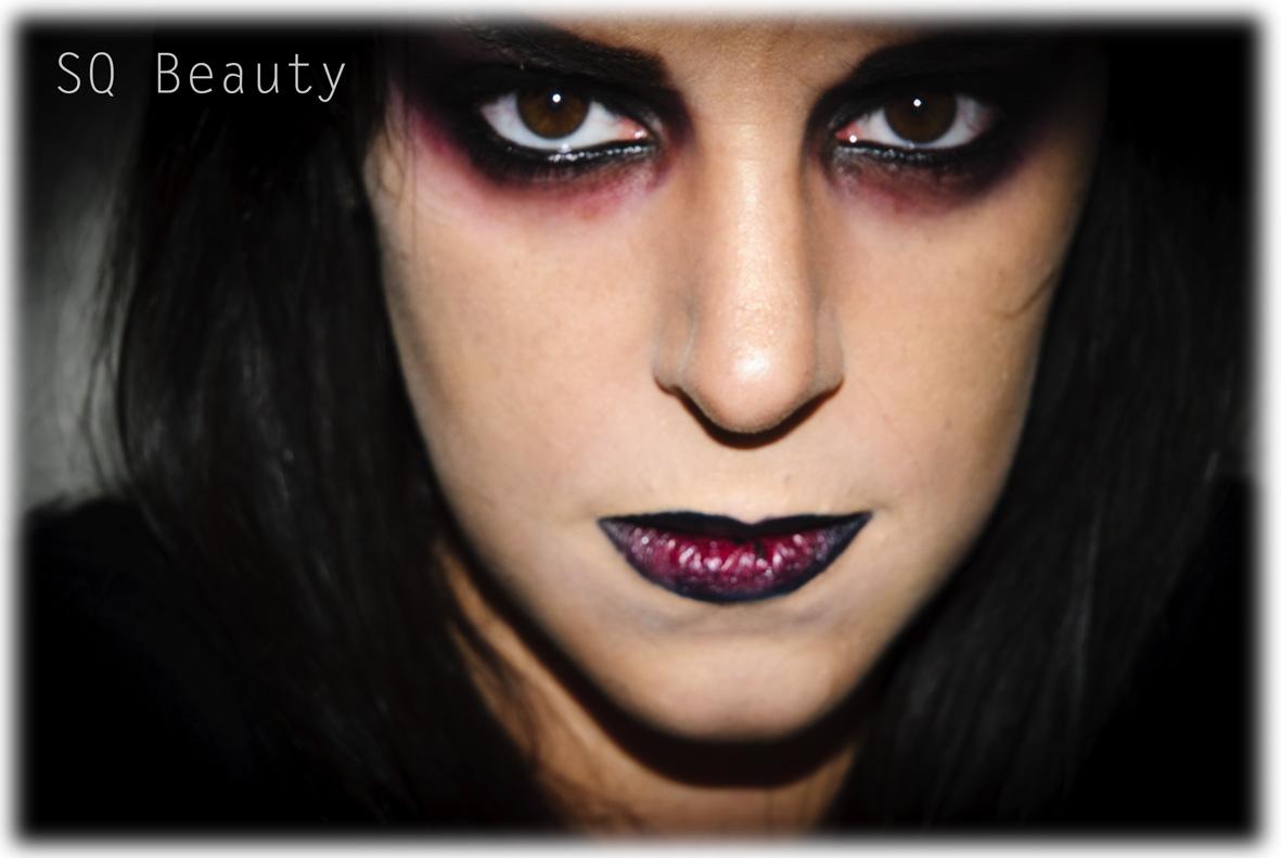 Como Maquillarse De Bruja Mala Good Simple Como Maquillarse De