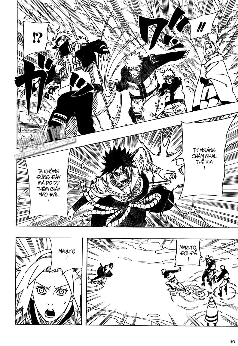 Naruto chap 485 Trang 10 - Mangak.info