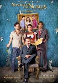 Uma Família Muito Nobre – Dublado (2013)