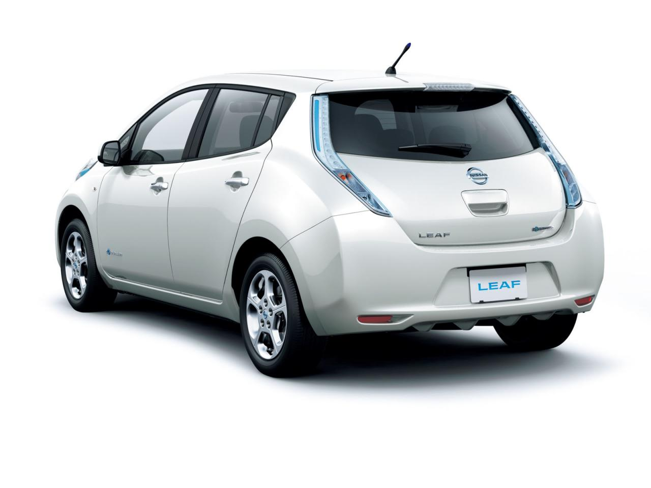 Nissan Leaf Images De Voitures