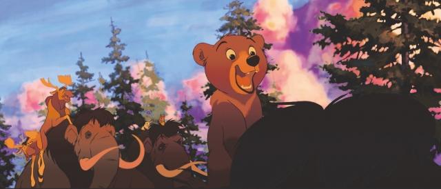 Hình ảnh phim Anh Em Nhà Gấu 1