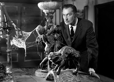 House On Haunted Hill Starring Vincent Price