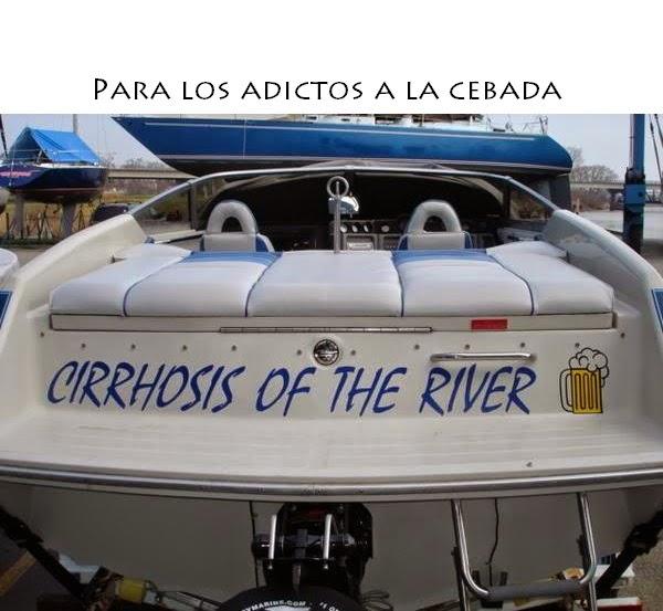 Hay nombres de barcos para todos los tipos de personas