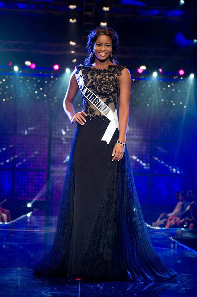 SASHES AND TIARAS.....Miss Teen USA 2013 Preliminaries Gowns: Best ...