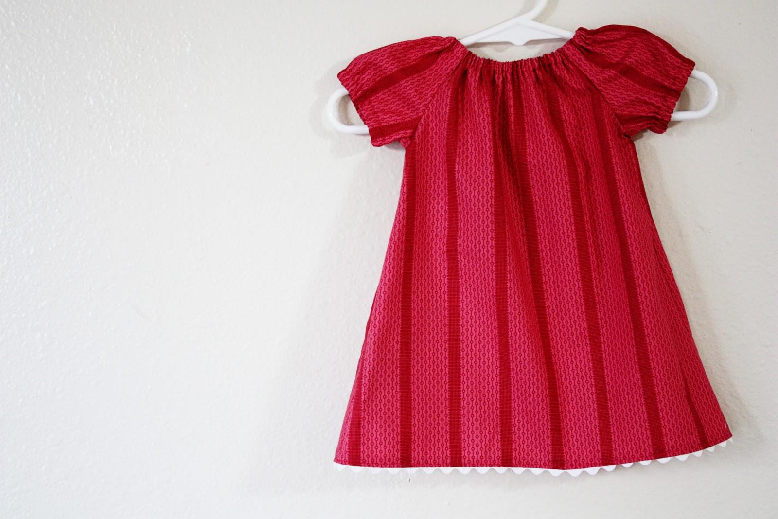 Детские платья сшить самим быстро и просто. Часть 1 80