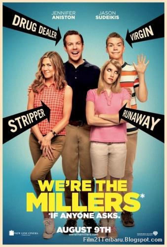 We're the Millers 2013 Bioskop