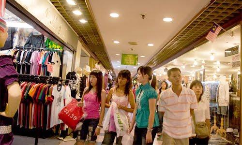 malaysian shopping