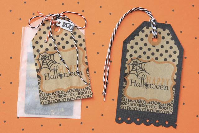 Halloween Gift Tags| iloveitallwithmonikawright.com
