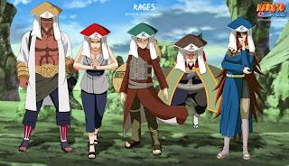 Ninja-ninja terkuat di Naruto Shippuden