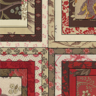 Moda JOSEPHINE Quilt Fabric by French General for Moda Fabrics