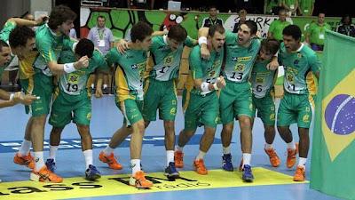 Brasil garantiza plaza por mérito para Panamérica en próximo mundial juvenil | Mundo Handball