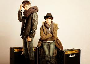 myungyeol.... double trouble