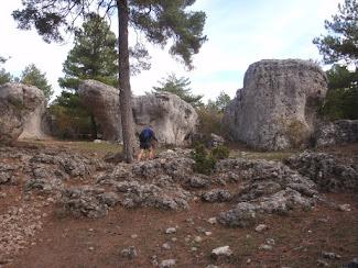 Las Majadas ( Serranía de Cuenca )