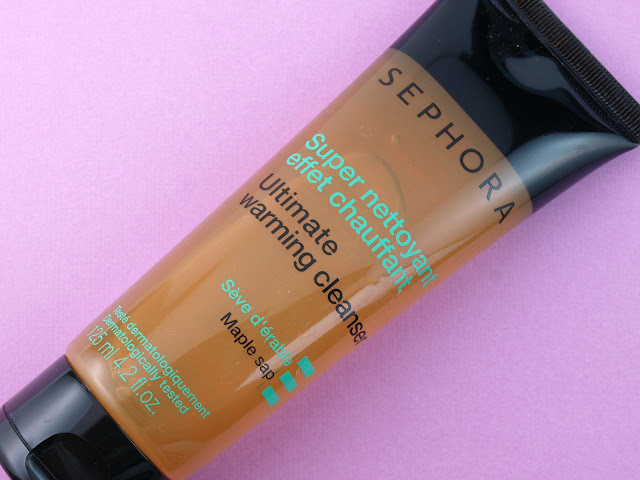 Sephora Ultimate Warming Cleanser: Review