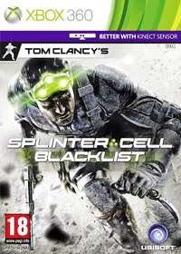 Splinter Cell: Blacklist (2 DVDS)