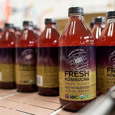 Minuman Kombucha dari China