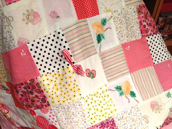 Patchwork a modo mio-seconda puntata/ Patchwork  my way- second part