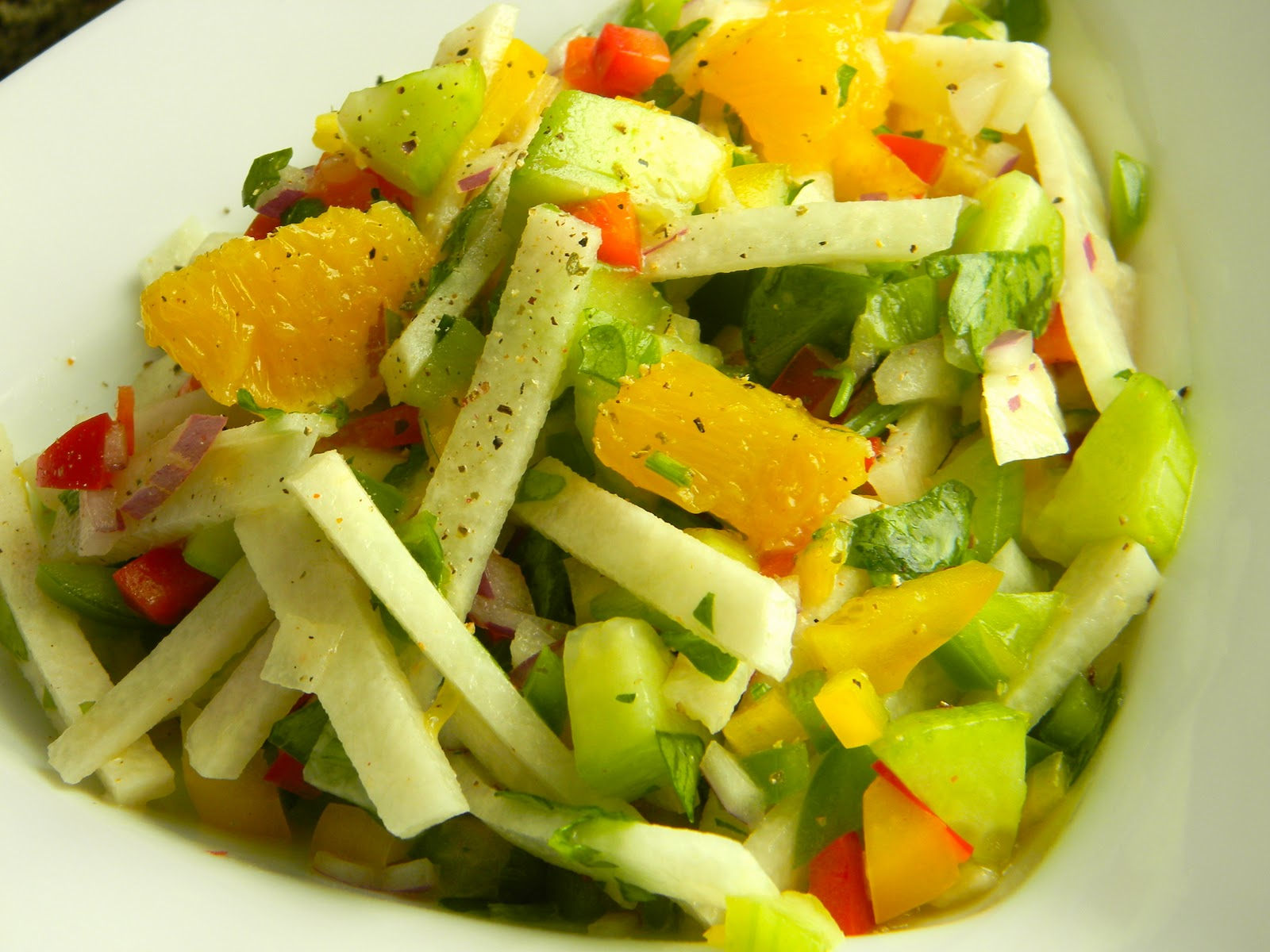 Jicama Salad Recipe — Dishmaps