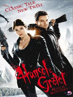 Hansel y Gretel: Cazadores de Brujas (2013) [DVDRip] Latino