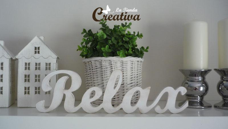La tienda creativa letras para decorar y mucho m s - Letras de decoracion ...