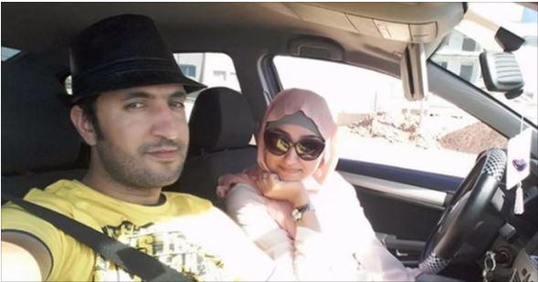 """حصريا و بالفيديو: هذه هي زوجة الفنان القدير عصام كمال و أبنهما هارون """""""