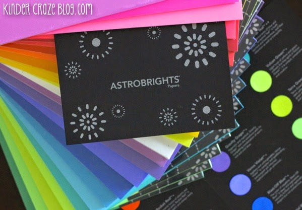 enter to WIN Astrobrights papers and a $50 gift card to Office Depot