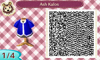 Ash's Pokemon X and Y Shirt 1