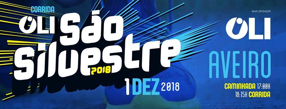 São Silvestre Aveiro 2018