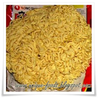 Instant Noodle is kind of fast food that consist a lot of MSG, other combination of this food used wax kind of candle or paraffin. Absolutely everyone knows about this food. I don't want to mention its brand. Almost every one likes to consume this food because they have opinion that it is very simple food (easy to cook/made it). Starting from the younger till the old most of people in Indonesia like to have this food.