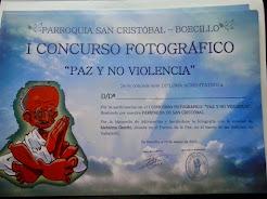 PAZ Y NO VIOLENCIA - MAHATMA GANDHI