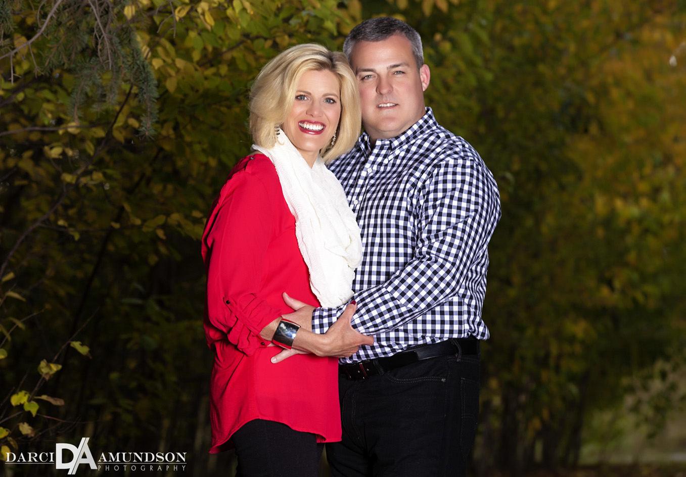 Nicole & Noel McGarvey | Fall Family Photographer Denver, CO | Darci ...