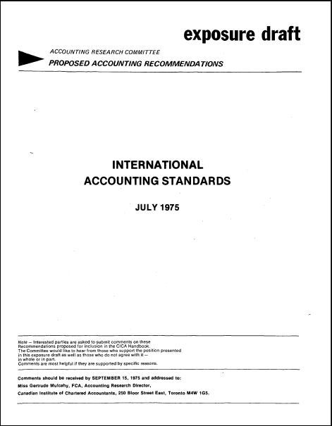 what is harmonization of accounting standards