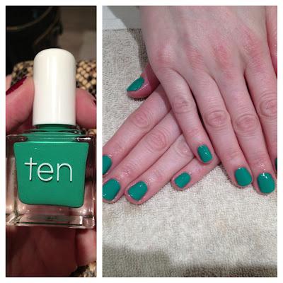 Tenoverten, Tenoverten Rivington, nail polish, nail varnish, nail lacquer, manicure, mani monday, #manimonday, nails