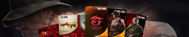 Tips Isi Cash PB Garena Indonesia dengan Voucher Garena