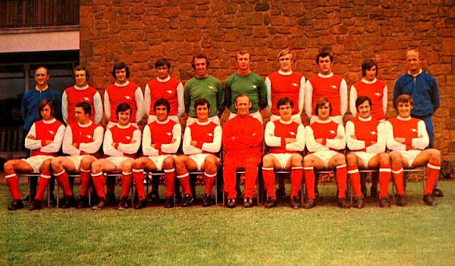 Arsenal 1971 FA Cup Final