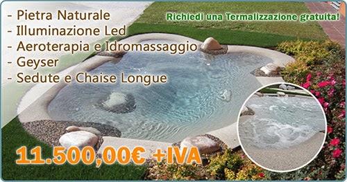 Piscine offerte prezzi quanto costa una piscina in - Quanto costa mantenere una piscina ...