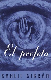 Portada del libro El profeta para descargar en pdf