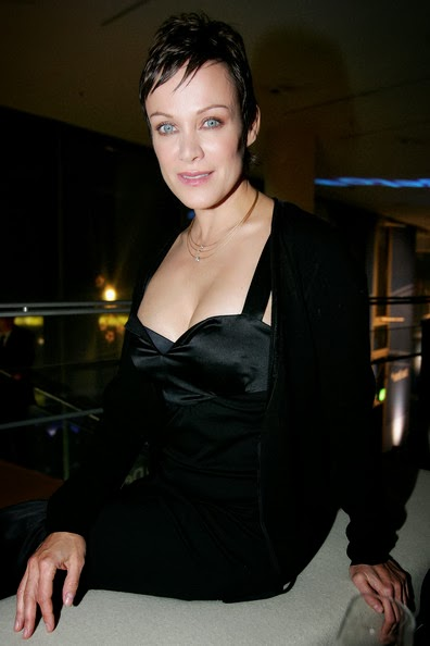 Austrian Actress Sonja Kirchberger