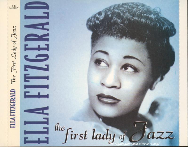 fotografie altro ella fitzgerald lady jazz cd fashion ean