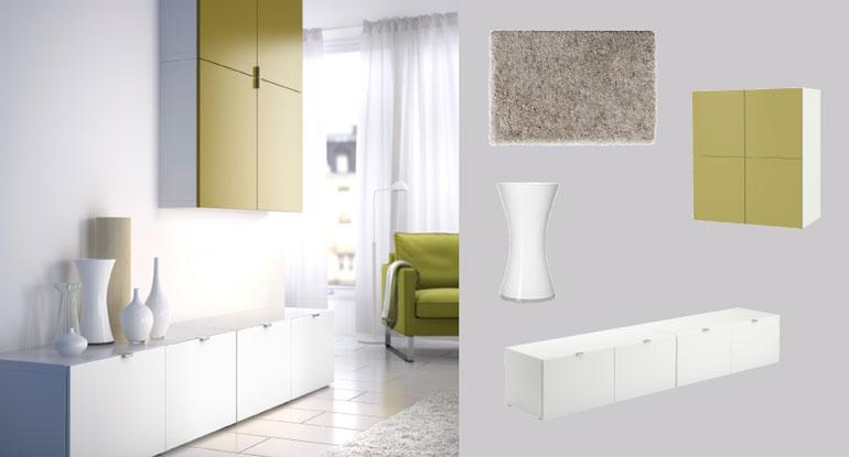 Hogar diez: Besta de Ikea, un mueble de lo más versátil