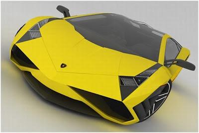 Lamborghini X