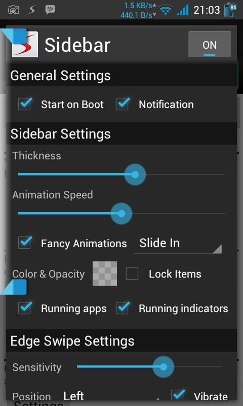Cara Menambah Menu Sidebar di Android