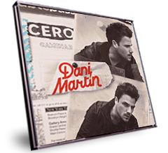 nuevo disco Dani Martín portada caratula letra música